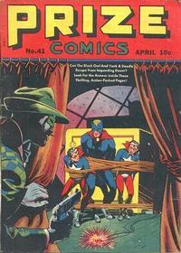 Cover Thumbnail for Prize Comics (Prize, 1940 series) #v4#5 (41)