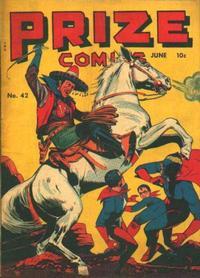 Cover Thumbnail for Prize Comics (Prize, 1940 series) #v4#6 (42)