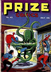 Cover Thumbnail for Prize Comics (Prize, 1940 series) #v4#7 (43)
