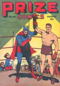 Cover Thumbnail for Prize Comics (Prize, 1940 series) #v4#8 (44)