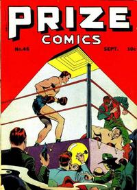 Cover Thumbnail for Prize Comics (Prize, 1940 series) #v4#9 (45)