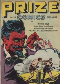 Cover Thumbnail for Prize Comics (Prize, 1940 series) #v5#5 (53)