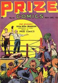 Cover Thumbnail for Prize Comics (Prize, 1940 series) #v5#8 (56)
