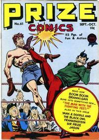 Cover Thumbnail for Prize Comics (Prize, 1940 series) #v6#1 (61)