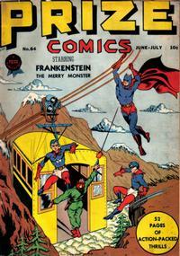 Cover Thumbnail for Prize Comics (Prize, 1940 series) #v6#4 (64)