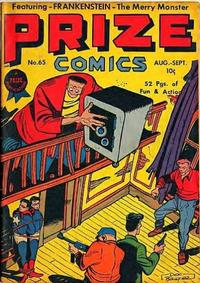 Cover Thumbnail for Prize Comics (Prize, 1940 series) #v6#5 (65)