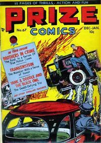 Cover Thumbnail for Prize Comics (Prize, 1940 series) #v6#7 (67)