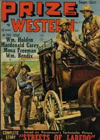 Cover Thumbnail for Prize Comics Western (Prize, 1948 series) #v8#4 (77)