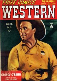 Cover Thumbnail for Prize Comics Western (Prize, 1948 series) #v8#6 (79)