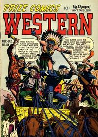 Cover Thumbnail for Prize Comics Western (Prize, 1948 series) #v9#5 (84)