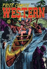 Cover Thumbnail for Prize Comics Western (Prize, 1948 series) #v12#5 (102)