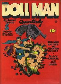 Cover Thumbnail for Doll Man (Quality Comics, 1941 series) #1