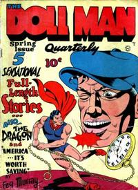 Cover Thumbnail for Doll Man (Quality Comics, 1941 series) #2