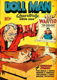 Cover Thumbnail for Doll Man (Quality Comics, 1941 series) #4
