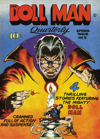 Cover Thumbnail for Doll Man (Quality Comics, 1941 series) #5