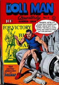 Cover Thumbnail for Doll Man (Quality Comics, 1941 series) #6