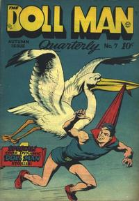 Cover Thumbnail for Doll Man (Quality Comics, 1941 series) #7