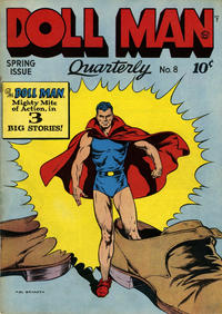 Cover Thumbnail for Doll Man (Quality Comics, 1941 series) #8