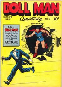 Cover Thumbnail for Doll Man (Quality Comics, 1941 series) #9
