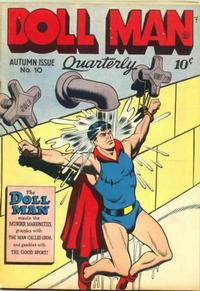 Cover Thumbnail for Doll Man (Quality Comics, 1941 series) #10