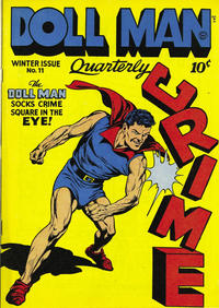 Cover Thumbnail for Doll Man (Quality Comics, 1941 series) #11