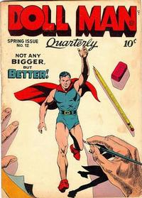 Cover Thumbnail for Doll Man (Quality Comics, 1941 series) #12