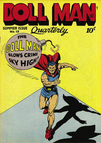 Cover Thumbnail for Doll Man (Quality Comics, 1941 series) #13