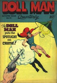 Cover Thumbnail for Doll Man (Quality Comics, 1941 series) #14