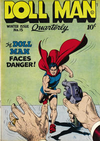 Cover Thumbnail for Doll Man (Quality Comics, 1941 series) #15