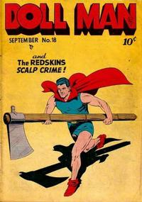 Cover Thumbnail for Doll Man (Quality Comics, 1941 series) #18