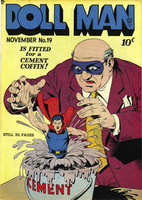 Cover Thumbnail for Doll Man (Quality Comics, 1941 series) #19