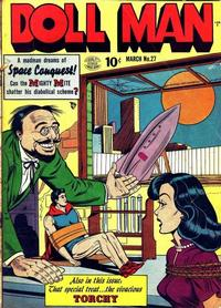 Cover Thumbnail for Doll Man (Quality Comics, 1941 series) #27