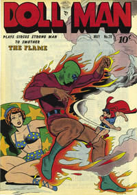Cover Thumbnail for Doll Man (Quality Comics, 1941 series) #28