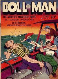 Cover Thumbnail for Doll Man (Quality Comics, 1941 series) #30