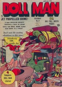 Cover Thumbnail for Doll Man (Quality Comics, 1941 series) #31