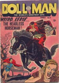 Cover Thumbnail for Doll Man (Quality Comics, 1941 series) #41