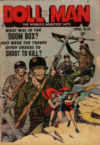 Cover Thumbnail for Doll Man (Quality Comics, 1941 series) #45