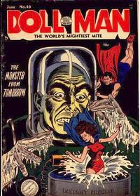 Cover Thumbnail for Doll Man (Quality Comics, 1941 series) #46