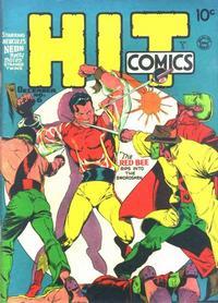 Cover Thumbnail for Hit Comics (Quality Comics, 1940 series) #6