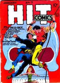 Cover Thumbnail for Hit Comics (Quality Comics, 1940 series) #7