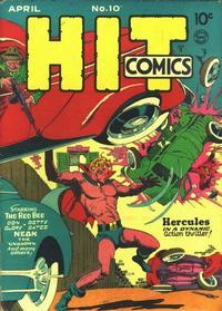 Cover Thumbnail for Hit Comics (Quality Comics, 1940 series) #10