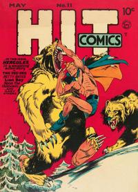 Cover Thumbnail for Hit Comics (Quality Comics, 1940 series) #11