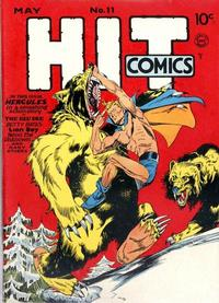 Cover Thumbnail for Hit Comics (Quality Comics, 1940 series) #11