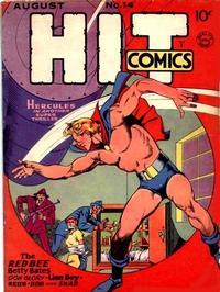 Cover Thumbnail for Hit Comics (Quality Comics, 1940 series) #14