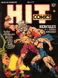 Cover Thumbnail for Hit Comics (Quality Comics, 1940 series) #17