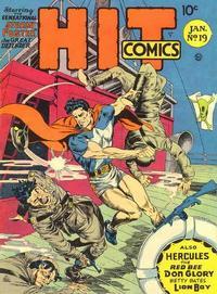 Cover Thumbnail for Hit Comics (Quality Comics, 1940 series) #19