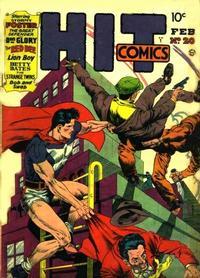 Cover Thumbnail for Hit Comics (Quality Comics, 1940 series) #20