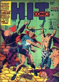 Cover Thumbnail for Hit Comics (Quality Comics, 1940 series) #23