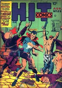 Cover Thumbnail for Hit Comics (Quality Comics, 1940 series) #23