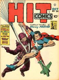 Cover Thumbnail for Hit Comics (Quality Comics, 1940 series) #24